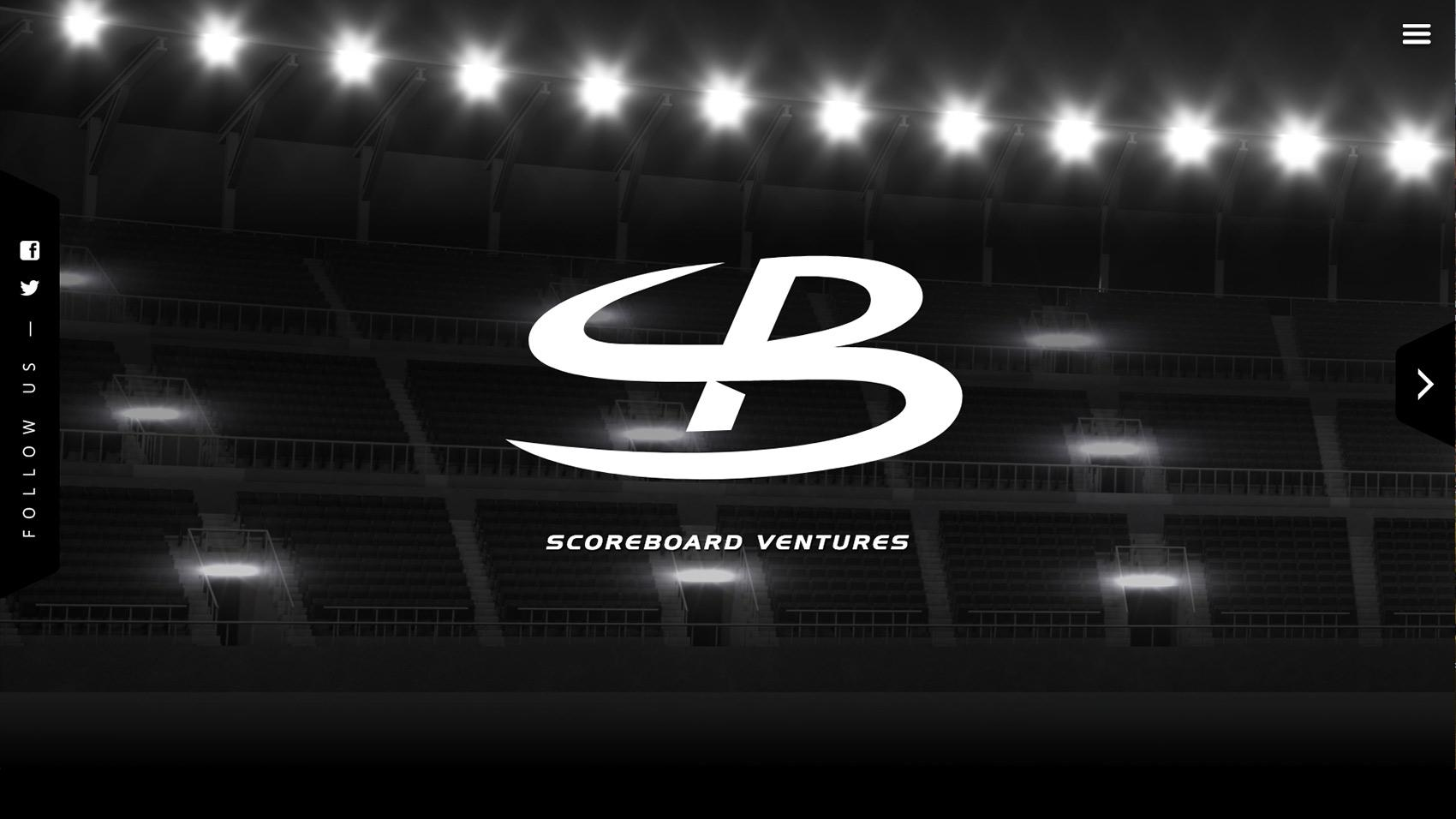 Scoreboard Ventures Demo Site