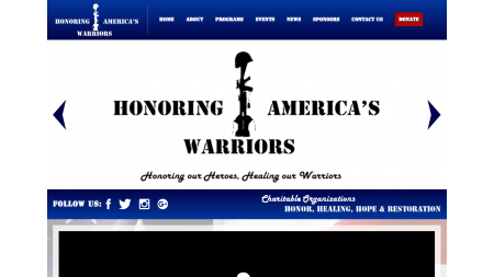 Honoring America Warriors (2016)