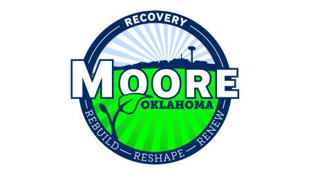 Moore, Oklahoma 2013 Recovery Logo