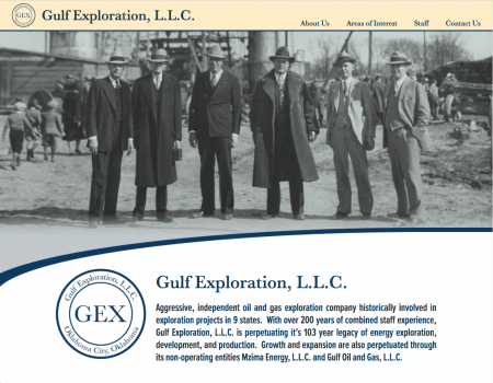 Gulf Exploration LLC - Home Page