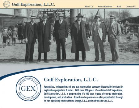 Gulf Exploration LLC - Home Page