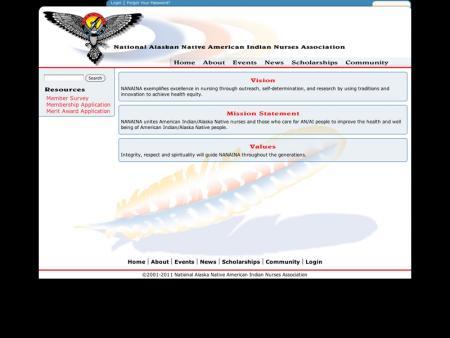 NANAINA - National Alaskan Native American Indian Nurses Association - Home Page