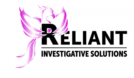 Reliant Investigative Solutions Logo - Purple