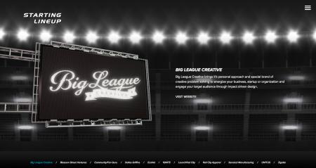 Scoreboard Ventures Demo Site - Starting Lineup