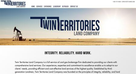 Twin Territories Land Company - Home